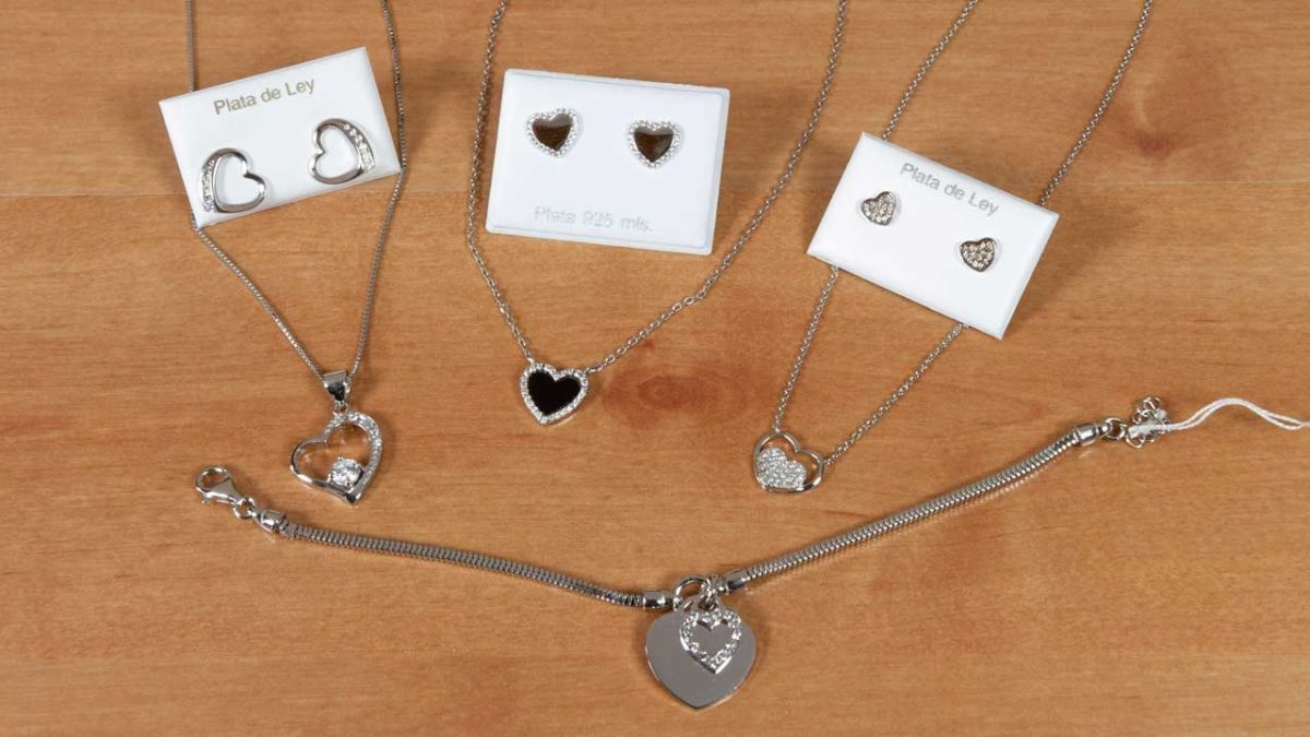 Otoño Desbordamiento segmento  Joyas de plata, oro y acero - Collares de Plata